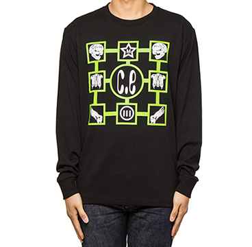 Cav Empt - Nostalgia crewneck long-sleeved t-shirt