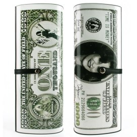 Patricia Field Lucky 1000 money clutch