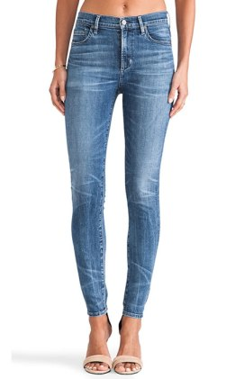 Citizens of Humanity Rocket skinny jeans in Manic