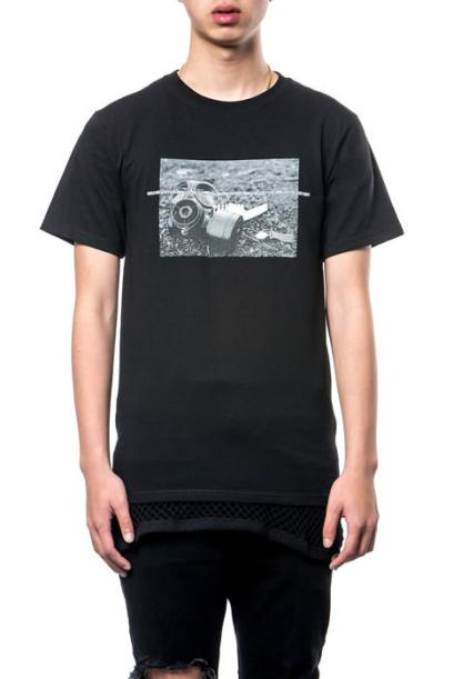 Trapstar blood sweat no tears tee