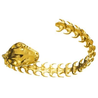 Jennifer Fisher snake vertebrae cuff as seen on Rihanna