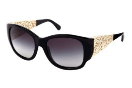 Chanel baroque sunglasses from the Bijou collection
