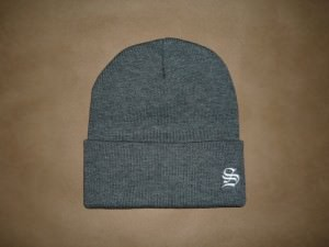 Superbia S logo beanie hat as seen on Rihanna