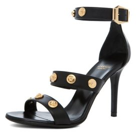 Versace Medusa studded sandals