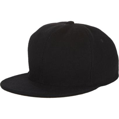 Givenchy classic black baseball cap as seen on Rihanna