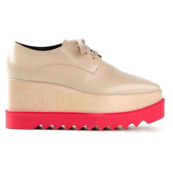 Stella McCartney Britt platform shoes as seen on Rihanna