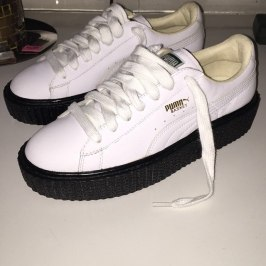 Mr Completely Puma creeper shoes as seen on Rihanna