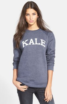 Sub_Urban Riot unisex Kale raglan sweatshirt as seen on Rihanna