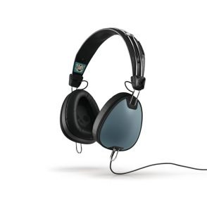 Skullcandy x Roc Nation Aviator over-ear headphones in Wrecked Metals