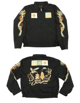 Tailor Toyo Japan US flag jacket