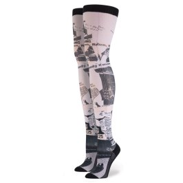Rihanna x Stance - Most Wanted thigh high socks