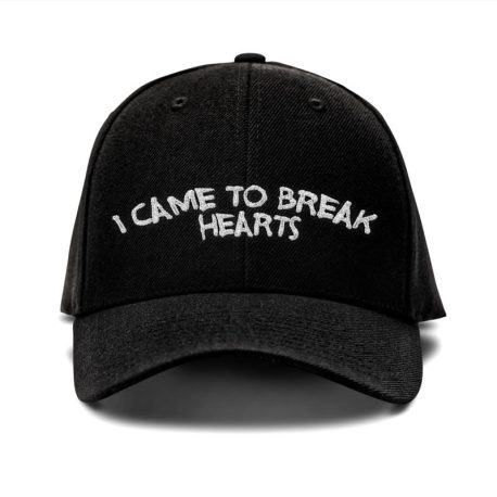 NASASEASONS I Came to Break hearts hat as seen on Rihanna