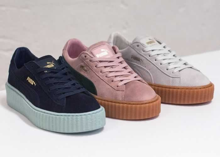 New Puma by Rihanna Creepers Are Coming! - Haus of Rihanna 0798b9eff
