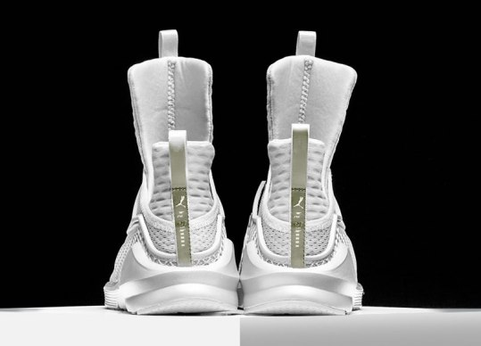 Rihanna Fenty x Puma Trainer sneakers in Whiteout
