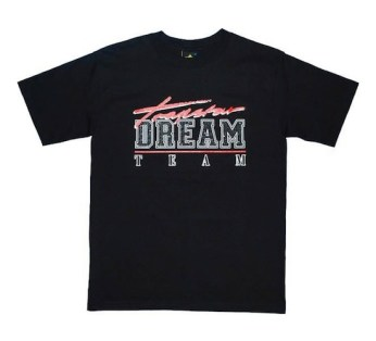 Trapstar Dream Team t-shirt as seen on Rihanna