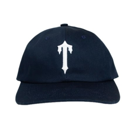 Trapstar Irongate T cap as seen on Rihanna