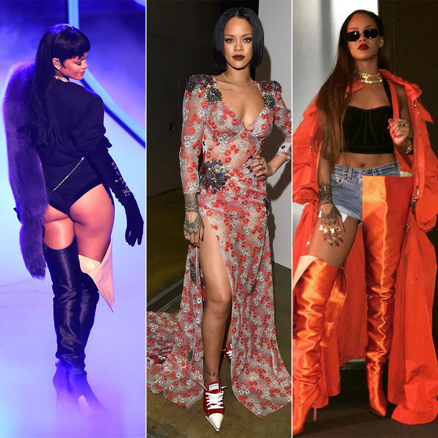 Rihanna Best Outfits and Magazines 2016 - Haus of Rihanna