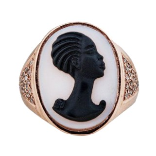 Jacquie Aiche cameo ring as seen on Rihanna