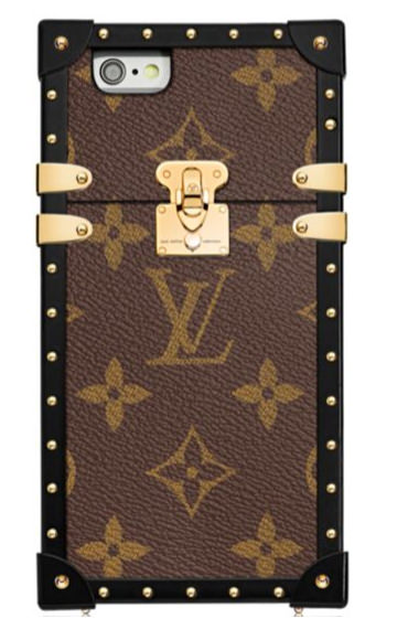 Louis Vuitton Eye-Trunk iPhone 7 case as seen on Rihanna