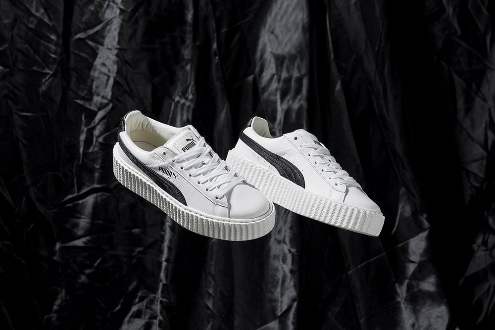 the best attitude f5fc7 91110 New Fenty x Puma Creepers, Rihanna x Stance Socks Coming ...