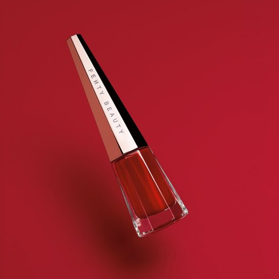 Fenty Beauty Stunna lip paint red promo picture