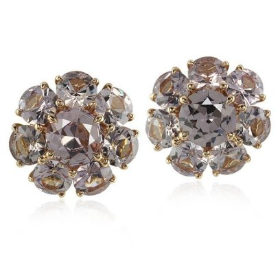 Ivy New York Spinel earrings as seen on Rihanna