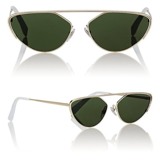 Alain Mikli x Alexandre Vauthier Nadege sunglasses as seen on Rihanna