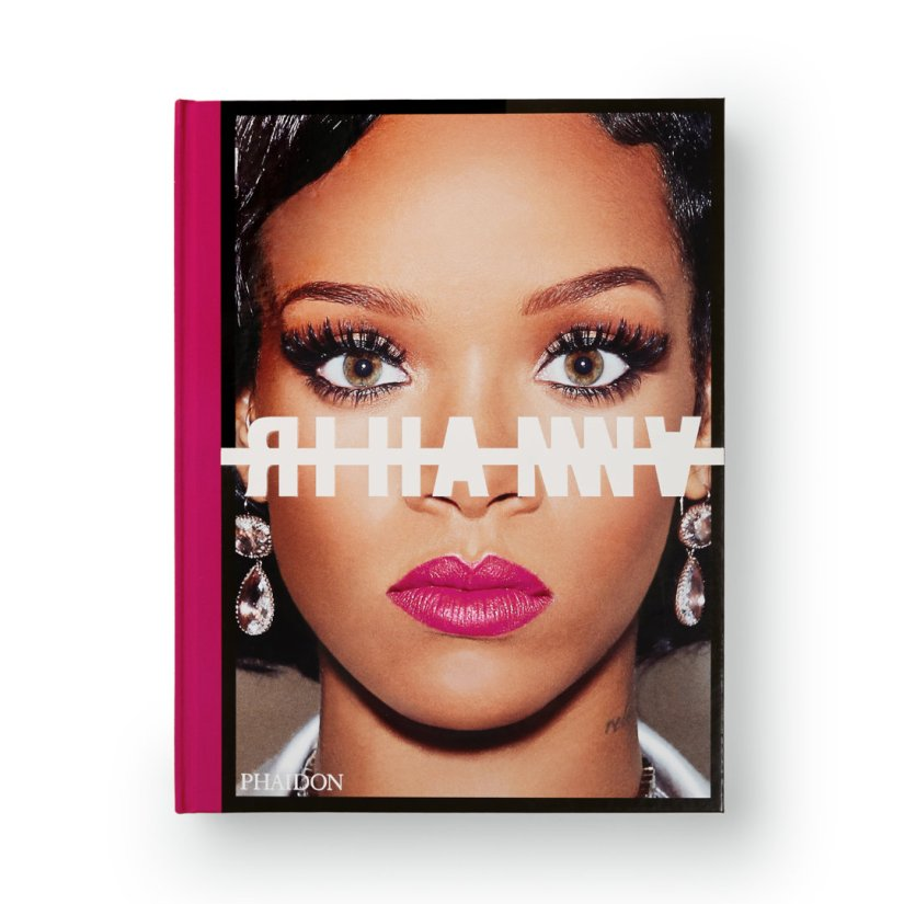 The Rihanna Book standard edition cover