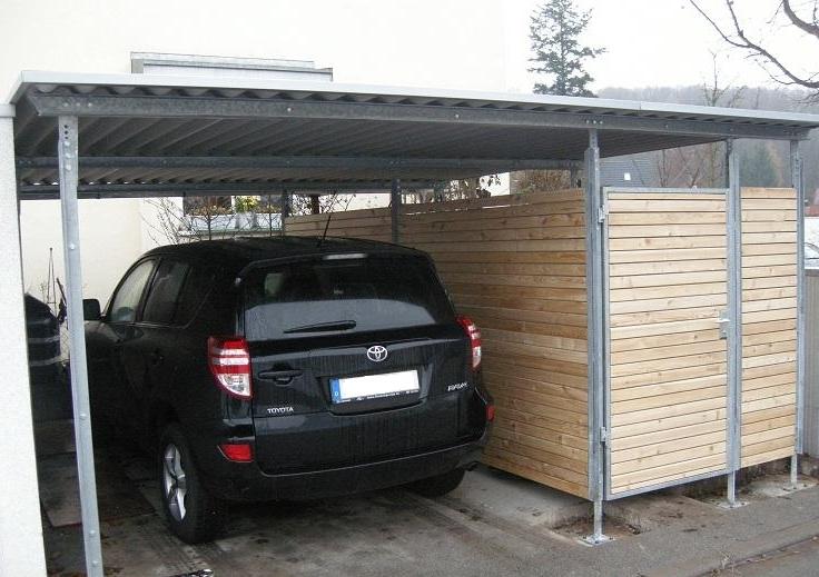 Carport Bauen, Carport Bestellen, Carport Kaufen