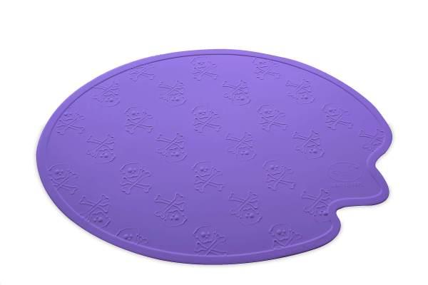 United Pets Napfunterlage Boss Mat bowl violett
