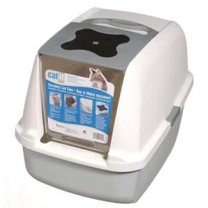 Catit Cat toilet grau (56x42x44cm)