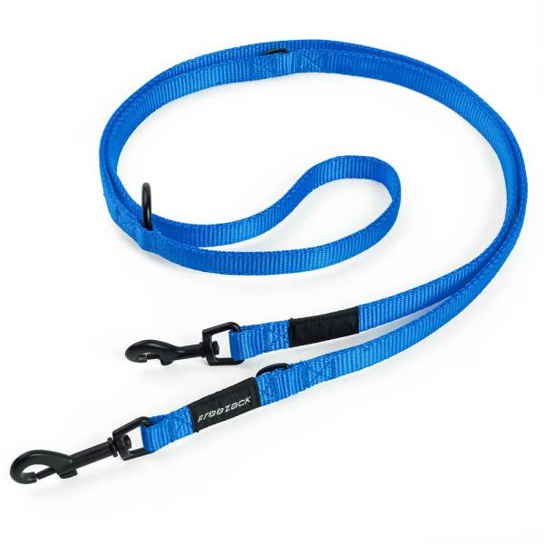 Freezack Hundeleine Nordic Basic blau L (180cm) 20mm M (180cm) 15mm