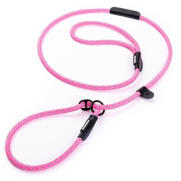 Freezack Moxon Hundeleine Rope pink L (180cm) 12mm|M (180cm) 8mm