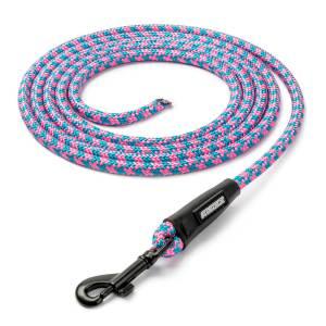 Freezack Sportleine Rope Training pink/blau L (6m) 6mm M (2m) 6mm M (2m) 6mm (mit Griff) S (1m) 6mm XL (10m) 6mm XL (10m) 6mm (mit Griff)