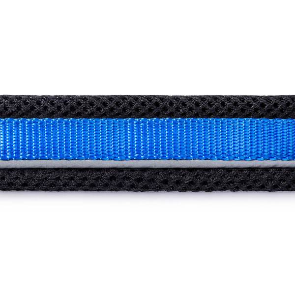 Freezack Hundegeschirr Nordic Basic blau XS (40-53cm) 20mm