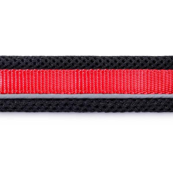 Freezack Hundegeschirr Nordic Basic rot XS (40-53cm) 20mm