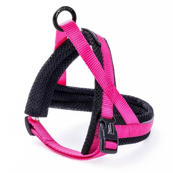 Freezack Hundegeschirr Nordic Basic Mini pink 4 (36-46cm) 15mm