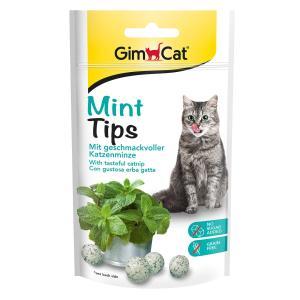 Gimcat Mint Tips (8x40g)