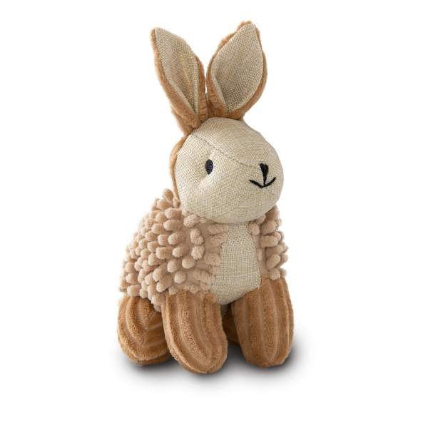 Freezack Hundespielzeug Scraggy Soft Bunny (18cm)