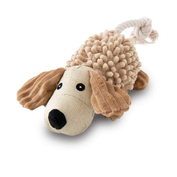 Freezack Hundespielzeug Scraggy Soft Dog (30cm)