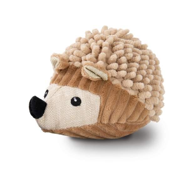 Freezack Hundespielzeug Scraggy Soft Hedgehog (18cm)