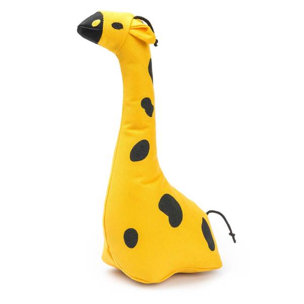 Beco Pets Hundespielzeug Beco Family George the Giraffe L (29cm) M (26cm) S (17cm)