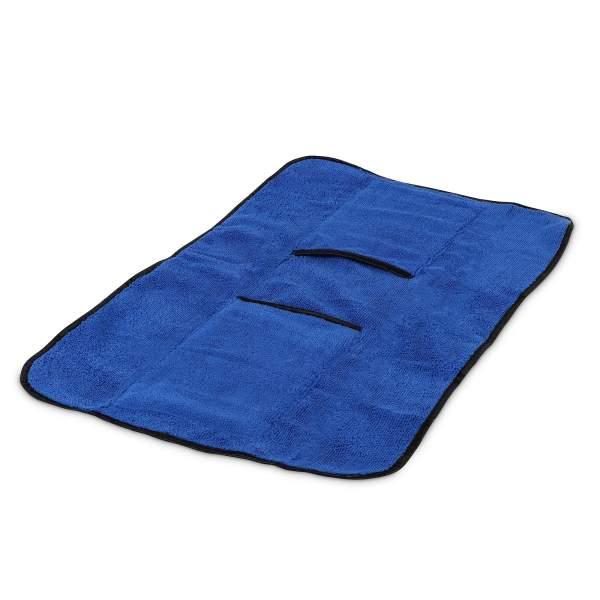 Freezack Bath Towel blau L (70x100cm)|S (40x60cm)