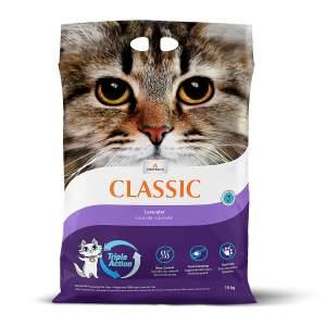 Intersand Katzenstreu Extreme Classic Lavendel 14kg