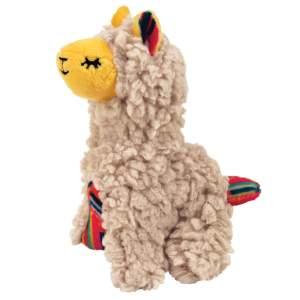 KONG Softies Buzzy Llama beige (8.5x5.5cm)