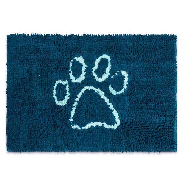 Hundematte Dirty Dog Doormat Pacific Blue 60x40cm 80x50cm 90x66cm