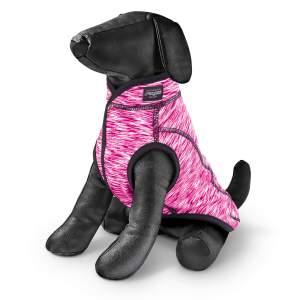 rogz Hundemantel Comfyskin pink meliert 22cm 25cm 28cm 32cm 36cm 40cm