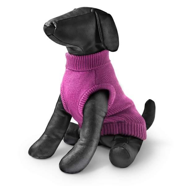 rogz Hundepullover pink 20cm|22cm|25cm|28cm|32cm|36cm|40cm