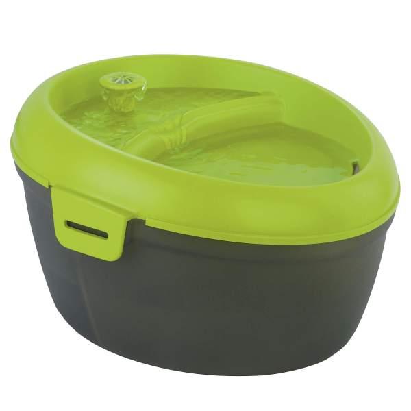 H2O DogH2O Trinkbrunnen für Hunde grün (6 L)