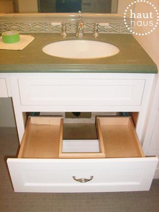 Storage Solution Under The Sink A Design Blog